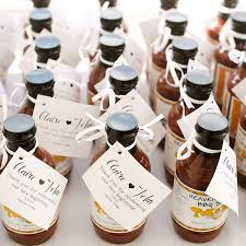 15 diy wedding favors that even the