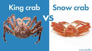 Snow Crab and King Crab ...