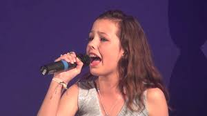 LET ME BE YOUR STAR - SMASH Performed by ABBY MURPHY at TeenStar ...
