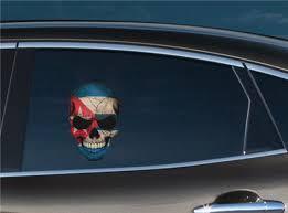 Skull Flag Cuba Bomex Graphics