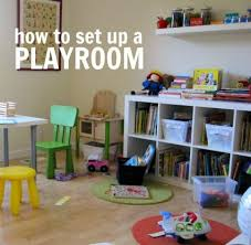 How To Set Up A Playroom Playroom Kids Room Kid Spaces