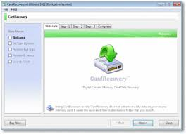 memory card recovery software to
