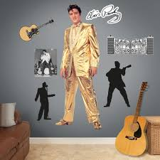 Elvis Presley The Memphis Flash Wall Decal