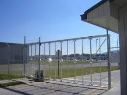 Types Of Security Gates Swing Slide Pivot More Tymetal