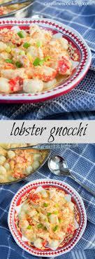 Lobster gnocchi - delicious potato ...