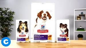 sensitive stomach skin dog food