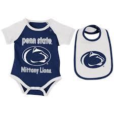 penn state nittany lions infant rocker