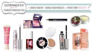 benefit build your own makeup kit