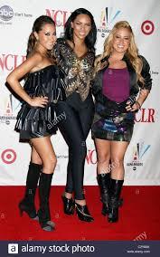 Adrienne Bailon, Kiely Williams and Sabrina Bryan Cheetah Girls The Stock  Photo - Alamy