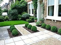 small front yard ideas uk