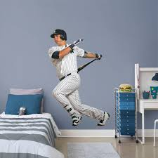 Gary Sanchez New York Yankees Fathead Life Size Removable Wall Decal