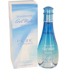 cool water pacific summer perfume by