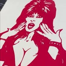 Wall Art 815 Elvira Vinyl Decal Poshmark