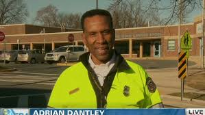 From NBA great to crossing guard: Adrian Dantley helps out kids in Maryland  - CNN