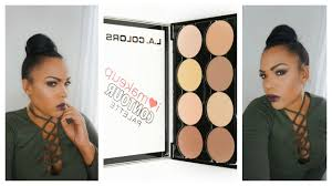 love makeup contour palette