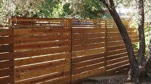 Horizontal Fence Easy Diy Project Youtube