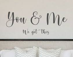 You And Me Vinyl Etsy
