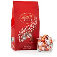 milk chocolate lindor truffles 75 pc