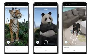 Google puts augmented reality animals ...
