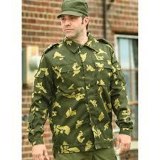 russian military surplus field shirt