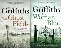 Elly Griffiths The Ghost Fields Freepost Uk For Sale Online Ebay