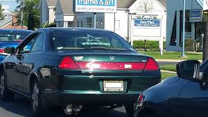 Picture This Cowboys Fan With Backwards Car Decal Cbs Philly