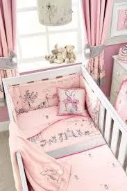 bunny nursery girl nursery bedding