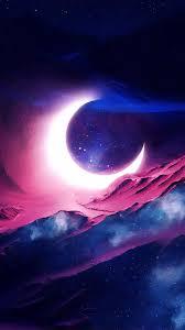 خلفيات القمر