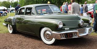 File:1948 Tucker Torpedo front, concours 6.1.19.jpg - Wikimedia Commons