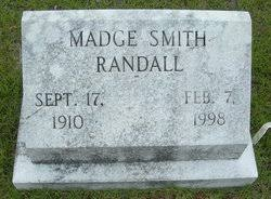 Charles Madge Smith Randall (1910-1998) - Find A Grave Memorial