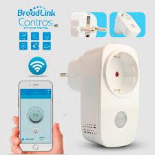 ổ Cắm Wifi Điều Khiển Từ Xa Bằng Điện Thoại Broadlink SP3 – Điện Nhà Thông  Minh