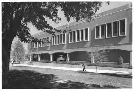 Cecil H. & Ida Green Graduate and Professional Center, west exterior