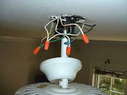 ceiling fan without existing wiring