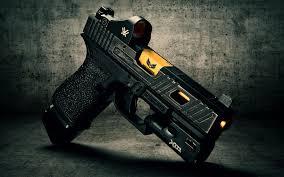 glock 19 self loading wallpaper war