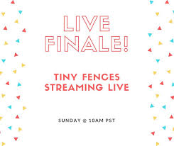 Tiny Fences On Twitter We Re Streaming Live Tomorrow Morning Stay Tuned Tomorrow Morning For A Link It S Gonna Be A Party Up In Here Buffy Podcast Live Https T Co Wqdoywpahx