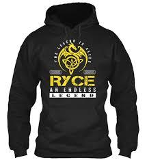 ryce an endless legend the legend is