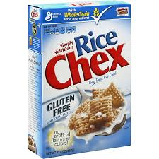 general mills rice chex cereal