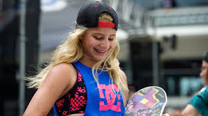 Alana Smith's official X Games athlete biography