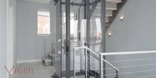 visilift octagonal elevator octagonal