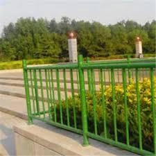 China Green Color Metal Garden Border Bamboo Fence China Garden Fence Bamboo Fence