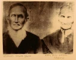 """Mary """"Polly"""" Stone (Hatfield) (1816 - 1896) - Genealogy"""