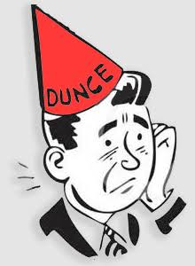 Image result for dunce day 2019""