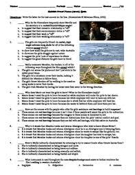 Rabbit Proof Fence Film 2002 15 Question Multiple Choice Quiz Tpt