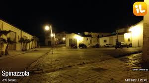 Foto meteo - Spinazzola - Spinazzola ore 20:45 » ILMETEO.it