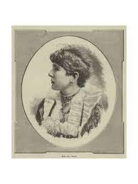 Giclee Print: Miss Ada Ward : 24x18in | Giclee print, Art, Creative art
