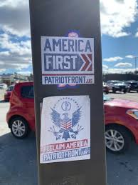 White Supremacist Stickers Appear In Twin City Plaza Sentinel And Enterprise