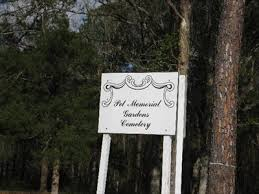 pet memorial gardens cemetery