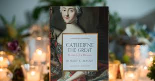 BOOK REVIEW: <br>CATHERINE THE GREAT BY ROBERT K. MASSIE   The Book Castle