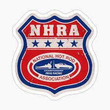 Nhra Stickers Redbubble