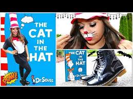 diy cat in the hat halloween costume